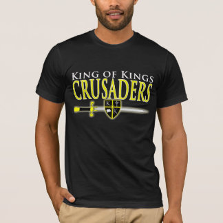 T-shirt Pièce en t d'école de croisés