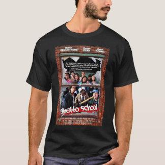 T-shirt Pièce en t d'école de ghetto