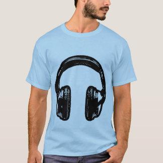 T-shirt Pièce en t d'écouteurs de NOISEtrends