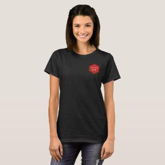 T-shirt Pièce en t d'enclume de GPR Autosport - femmes