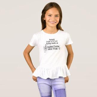 T-shirt Pièce en t des filles ROCKSTAR