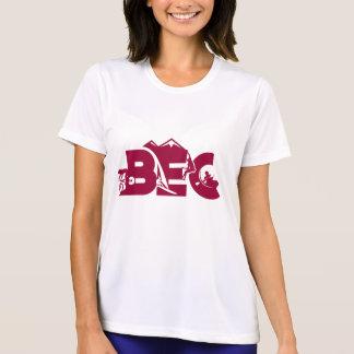 T-shirt Pièce en t des sports des femmes de BEC