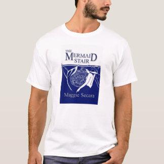 T-shirt Pièce en t d'escalier de sirène