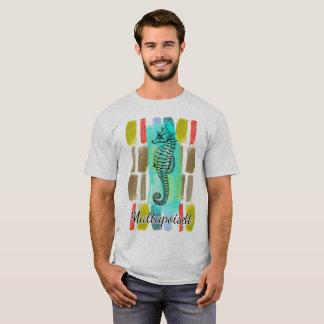 T-shirt Pièce en t d'hippocampe de Mattapoisett