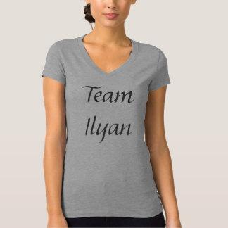T-shirt Pièce en t d'Ilyan d'équipe