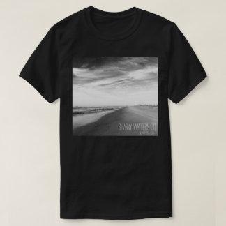 T-shirt Pièce en t d'image de Shoreline B&W