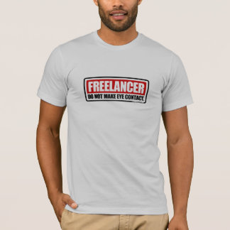 T-shirt Pièce en t d'indépendant