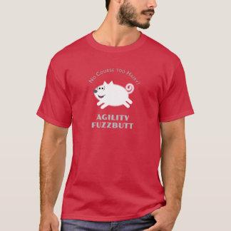 """T-shirt Pièce en t DK vers. d'agilité de Spitz """"de"""