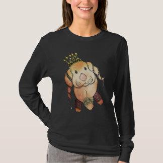 T-shirt Pièce en t d'obscurité de chiot de Steampunk