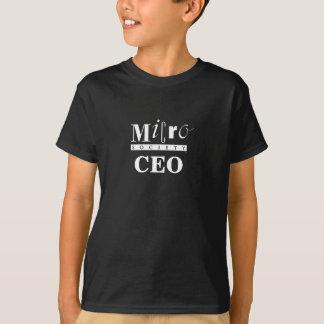 T-shirt Pièce en t d'obscurité de Président