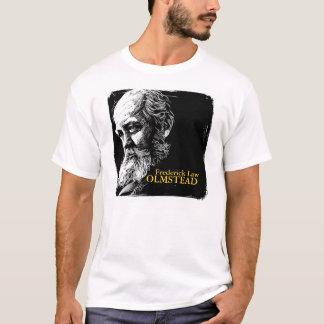 T-shirt Pièce en t d'Olmstead de loi de Frederick