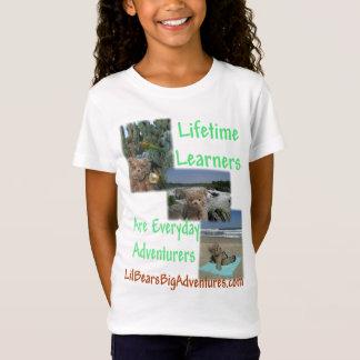 T-Shirt Pièce en t d'ours de Lil