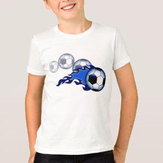 T-shirt Pièce en t du football