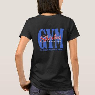 T-shirt Pièce en t du GYMNASE de Shirlee