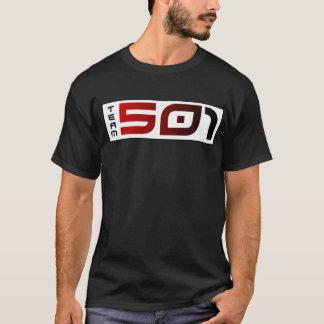 T-shirt Pièce en t du noir 501