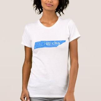 T-shirt Pièce en t du Tennessee de l'Appalachia des femmes