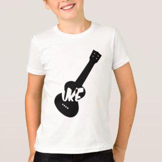 T-shirt PIÈCE EN T d'UKE (ukulélé)