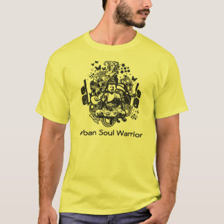 T-shirt Pièce en t d'USW Bouddha