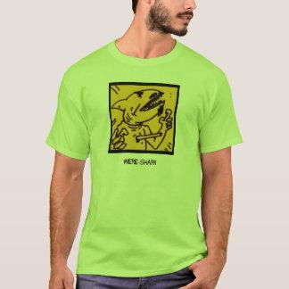T-shirt Pièce en t épique d'Être-Requin de Webcomic
