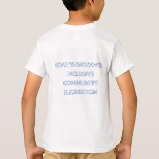 T-shirt Pièce en t faite sur commande d'amis de livre -