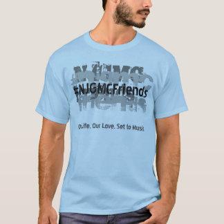 T-shirt Pièce en t faite sur commande de la couleur des