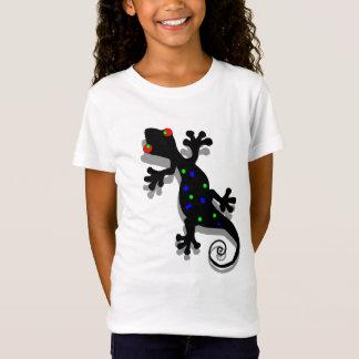 T-Shirt Pièce en t géniale de Gecko pour des enfants