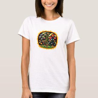 T-shirt Pièce en t géniale de jardin