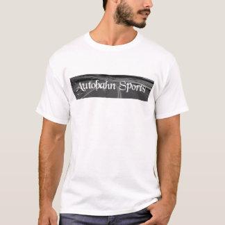 T-shirt Pièce en t graveleuse d'autoroute