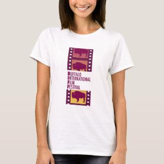 T-shirt Pièce en t internationale de logo de Fesival de