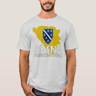 T-shirt Pièce en t Karta de Bosna