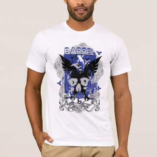 T-shirt Pièce en t limitée de sports du baril X Xtreme