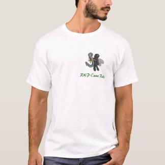 T-shirt Pièce en t morte de mouche