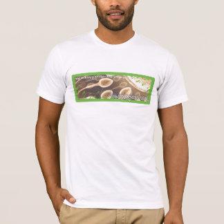 T-shirt Pièce en t naissante de Sperme-Bain