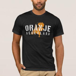 T-shirt Pièce en t néerlandaise de carte