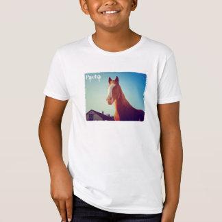 T-Shirt Pièce en t organique de l'édition de luxe des