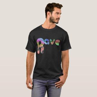 T-shirt Pièce en t Rave1