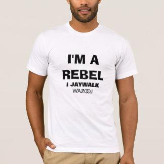 T-shirt Pièce en t rebelle