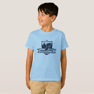 T-shirt Pièce en t récréationnelle extérieure d'activités