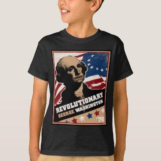 T-shirt Pièce en t révolutionnaire d'enfants de George