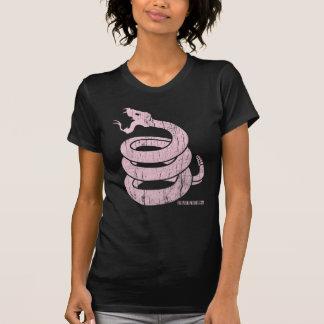 T-shirt Pièce en t rose de FMP Gadsden Twofer