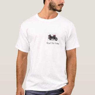 T-shirt Pièce en t royale d'entreprise d'étoile