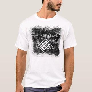 T-shirt Pièce en t royale sceptique