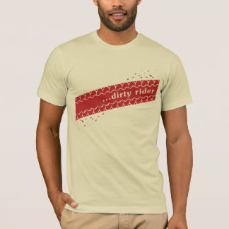 T-shirt Pièce en t sale du cavalier des hommes