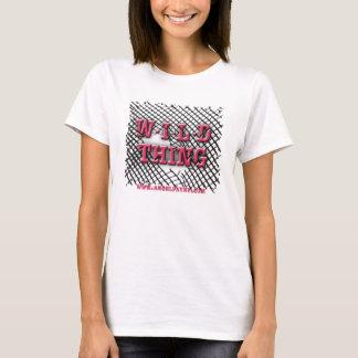 """T-shirt Pièce en t SAUVAGE """"de chose SAUVAGE"""" de garçons"""