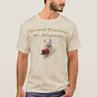 T-shirt Pièce en t secourue de trésors