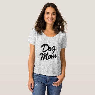 T-shirt Pièce en t Slouchy d'ami de maman de chien