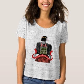 T-shirt Pièce en t slouchy de Katie Vernon