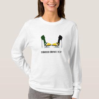 T-shirt Pièce en t stylet de grand jeu de la cuvette XLV