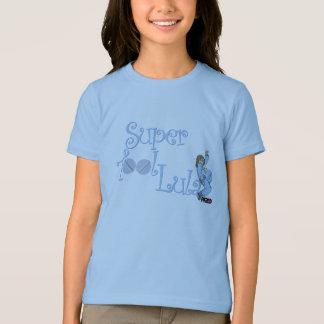 T-shirt Pièce en t superbe de sonnerie de Lula d'outil