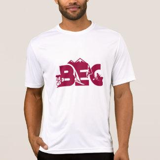 T-shirt Pièce en t unisexe de sports de BEC
